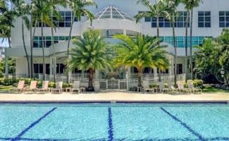 Sunset Harbour Yacht Club Miami Beach