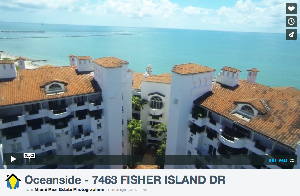 Oceanside – Fisher Island – Video by MIA REPS