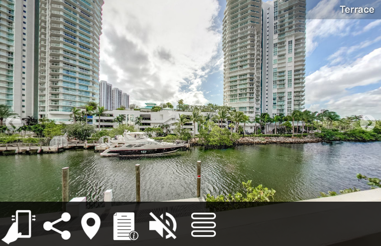St. Tropez @ Sunny Isles Beach, Miami, FL 360º Virtual Tours