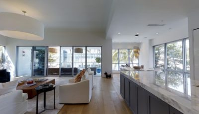 Ocean House South Beach 3D Model