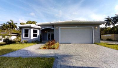 Model Home by Inner City Developments 3D Model