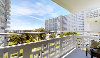 1900 South Ocean Drive #508, Fort Lauderdale, FL 3D Model