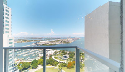 253 NE 2nd Street #4007, Miami, FL – Vizcayne 3D Model