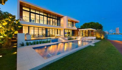 8 West Rivo Alto Drive, Miami Beach, FL 3D Model