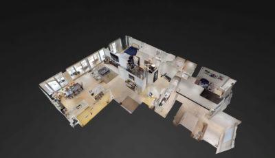 Fisher Island Drive 3D Model