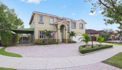5021 SW 162nd Place, Miami, FL 3D Model