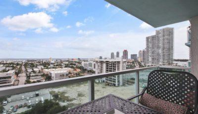 650 West Avenue #1508, Miami Beach, FL 3D Model