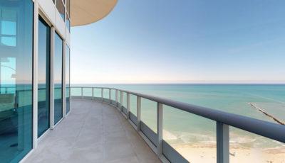 Continuum South Beach – South Tower Unit 3804 3D Model