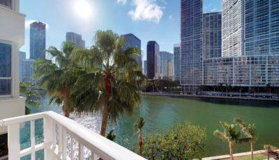 701 Brickell Key Drive #504, Miami, FL 3D Model