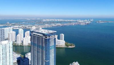 1010 Brickell Avenue #4705, Miami, FL 3D Model