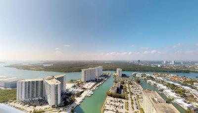 15901 Collins Avenue #3405, Sunny Isles Beach, FL 3D Model