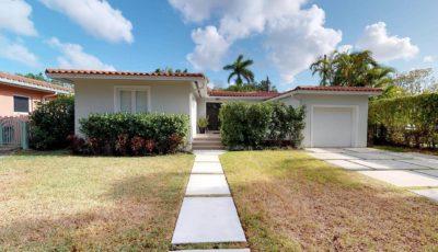 1260 Ortega Avenue, Coral Gables, FL 3D Model