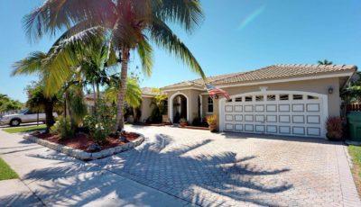 15278 SW 170th Terrace, Miami, FL 3D Model