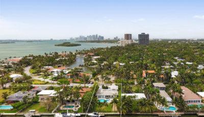 1055 Belle Meade Island Drive, Miami, FL 3D Model