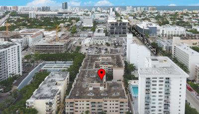 1665 Bay Rd #417, Miami Beach, FL 3D Model