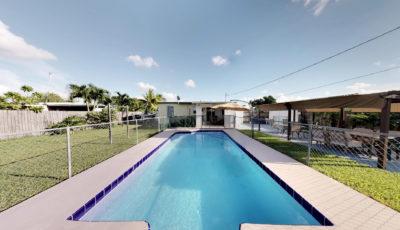 421 NE 12th Street, Homestead, FL 3D Model