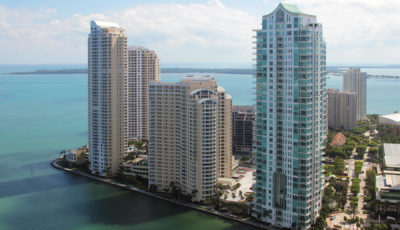A 360º view from Met 1 Downtown Miami 3D Model