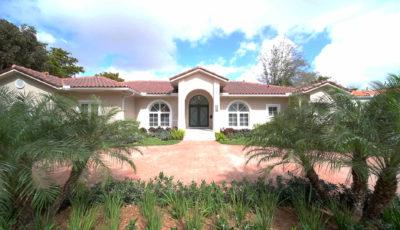 647 Zamora Ave, Coral Gables, FL 3D Model