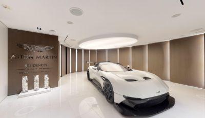 Aston Martin Residences 3D Model