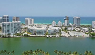 Regatta Condo Miami Beach 3D Model
