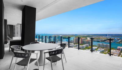 17141 Collins Ave #3202, Sunny Isles Beach, FL 3D Model