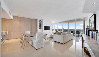 400 Alton Rd #1502, Miami Beach, FL 33139 3D Model