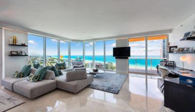 300 S. Pointe Dr. Unit 2405 Miami Beach FL – Portofinio 3D Model