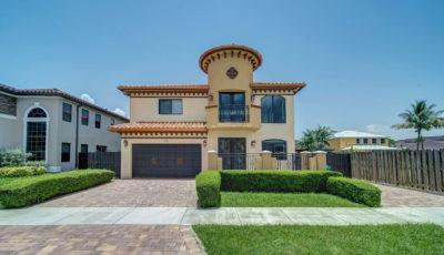 14451 SW 13th Terrace, Miami, FL 3D Model