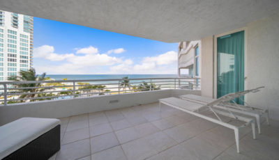1700 S. Ocean Blvd #6C, Pompano Beach, FL 3D Model