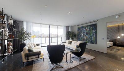 5000 Island Estates Dr, #703S, Aventura, FL 3D Model