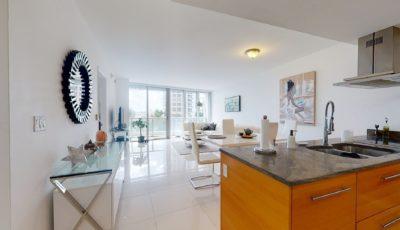 475 Brickell Ave #416, Miami, FL 3D Model