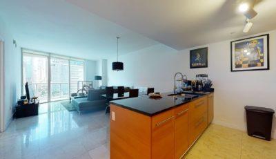 465 Brickell Ave #914, Miami, FL 3D Model