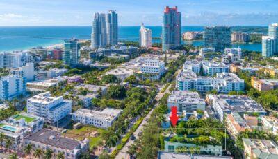 248 Washington Ave, Miami Beach, FL 3D Model