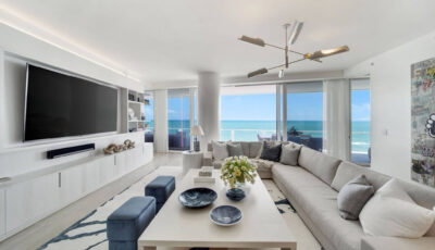 9001 Collins Ave #S-709, Miami Beach, FL 33154 3D Model