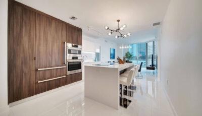 851 NE 1st Ave #1107, Miami, Florida 3D Model
