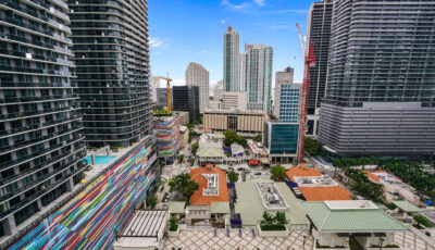 999 Sw 1st Ave #2117, Miami, FL 3D Model