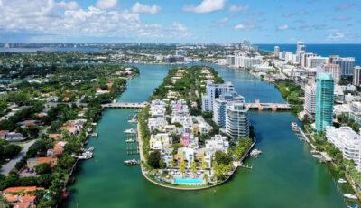 220 WATER WAY, MIAMI BEACH, FL 3D Model